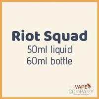 Riot Squad 50ml -  Grapple & Slapcurrant