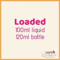 Loaded 100ml Cookie Butter