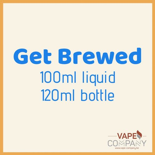 Get Brewed Hazelnut Vienna 100ml