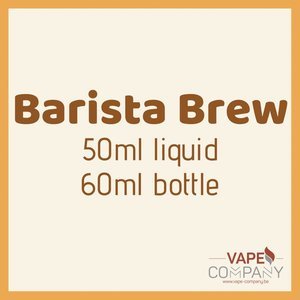 Barista Brew White Chocolate Mocha