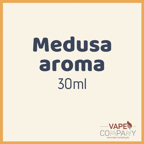 Medusa aroma 30ml - Pure Gold