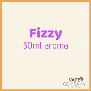 Fizzy 30ml aroma - Strawberry Custard