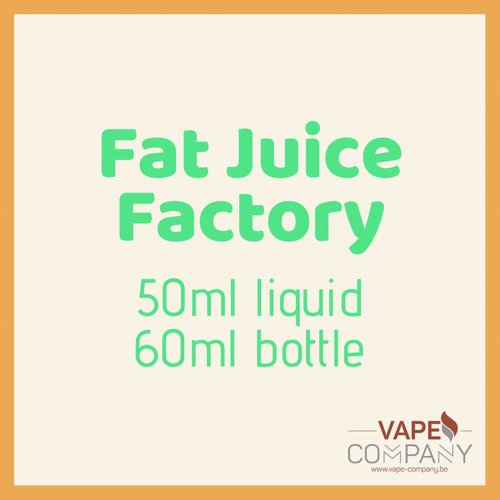 Fat Juice Factory - Fat Lemon Cake