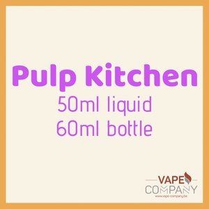 Pulp Kitchen 50ml - Strawberry Field