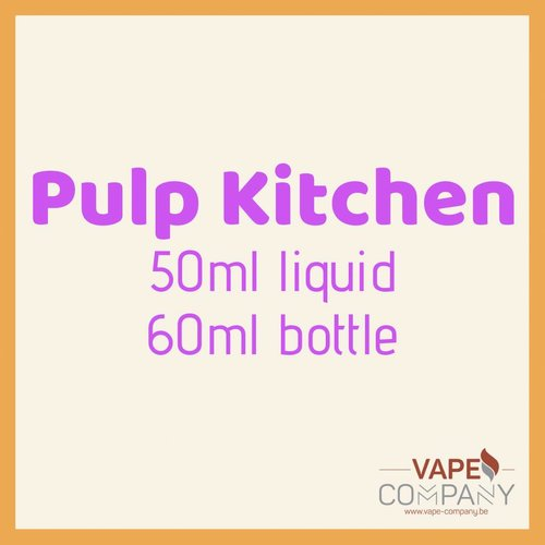 Pulp Kitchen 50ml -  Cinnamon Sin