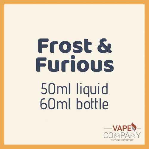 Frost & Furious 50ml -  Tropical Chill