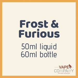 Frost & Furious 50ml -  Lemonade on Ice