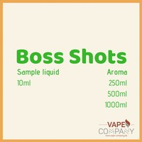 Boss Shots - Manchee