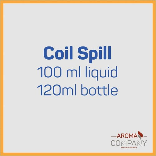 Coil Spill - Bottle Service 100ml
