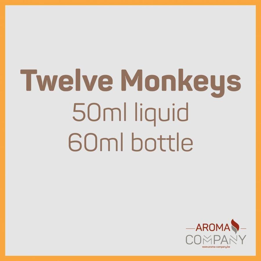 Twelve Monkeys - Nikko Iced