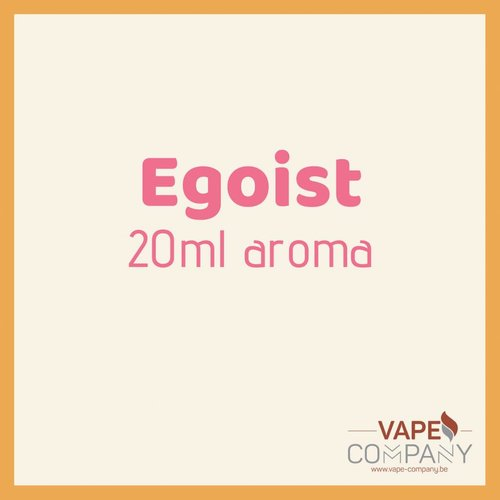 Egoist -  No.01 Vanilla Ice Cream