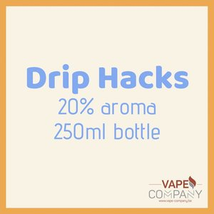 Drip Hacks - Alkaline Rise 250ml