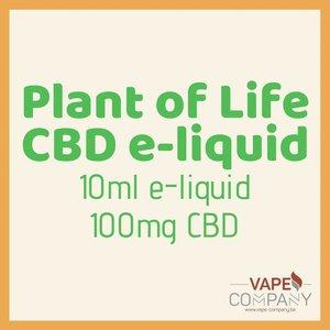 Plant of Life CBD liquid -  Cheese 100mg-10ml