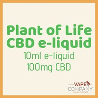 Plant of Life CBD liquid -  Girl Scout Cookies 100mg-10ml