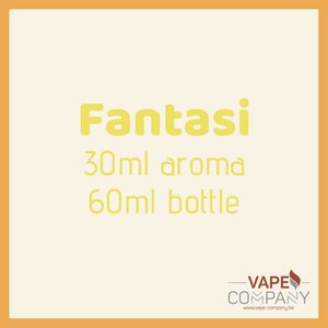 Fantasi - Lemon Ice 30 in 60