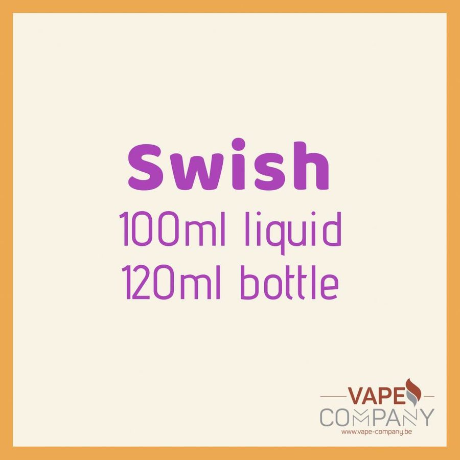 Swish 100ml Blueberry & Grape