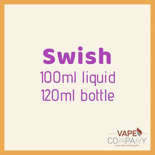 Swish 100ml Orange and Passionfruit