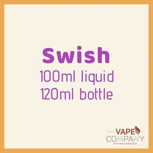 Swish 100ml Kiwi and Raspberry