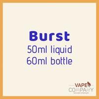 Burst eliquid -  Strawberry