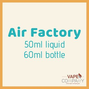 Air Factory - Blue Razz