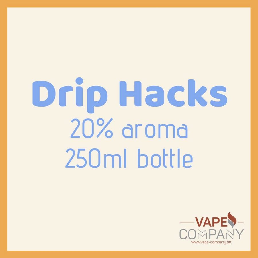 Drip Hacks - Smashberry Cordial