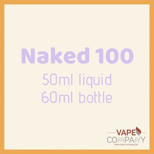 Naked 100 - Lava Flow