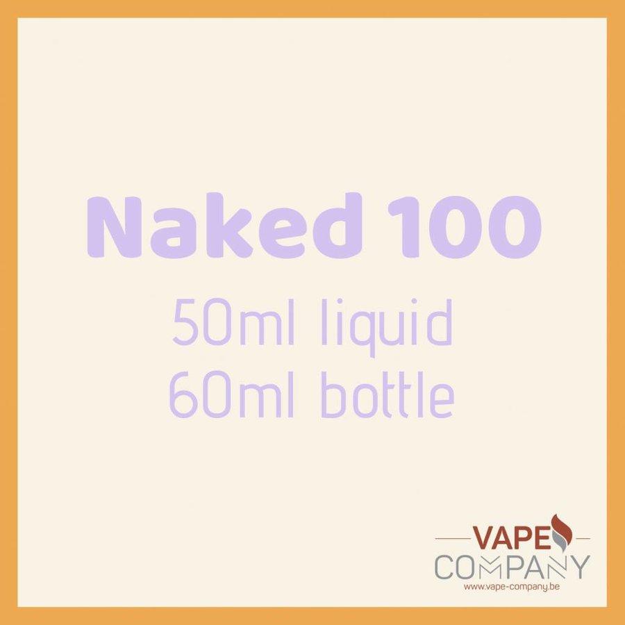 Naked 100 - Lava Flow