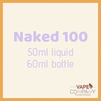 Naked 100 - Brain Freeze