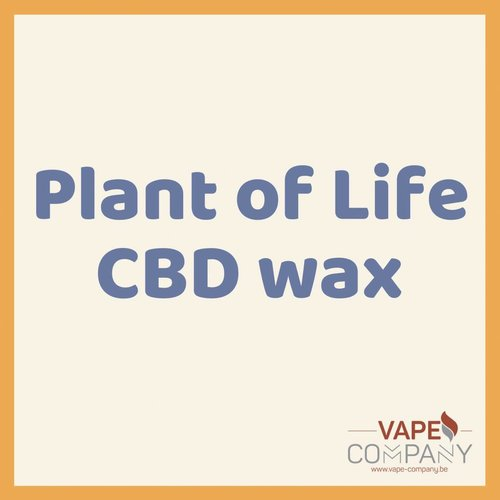 Plant of Life CBD Wax 66% -  Blueberry
