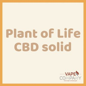Plant of Life CBD Solid Critical Mass 20%