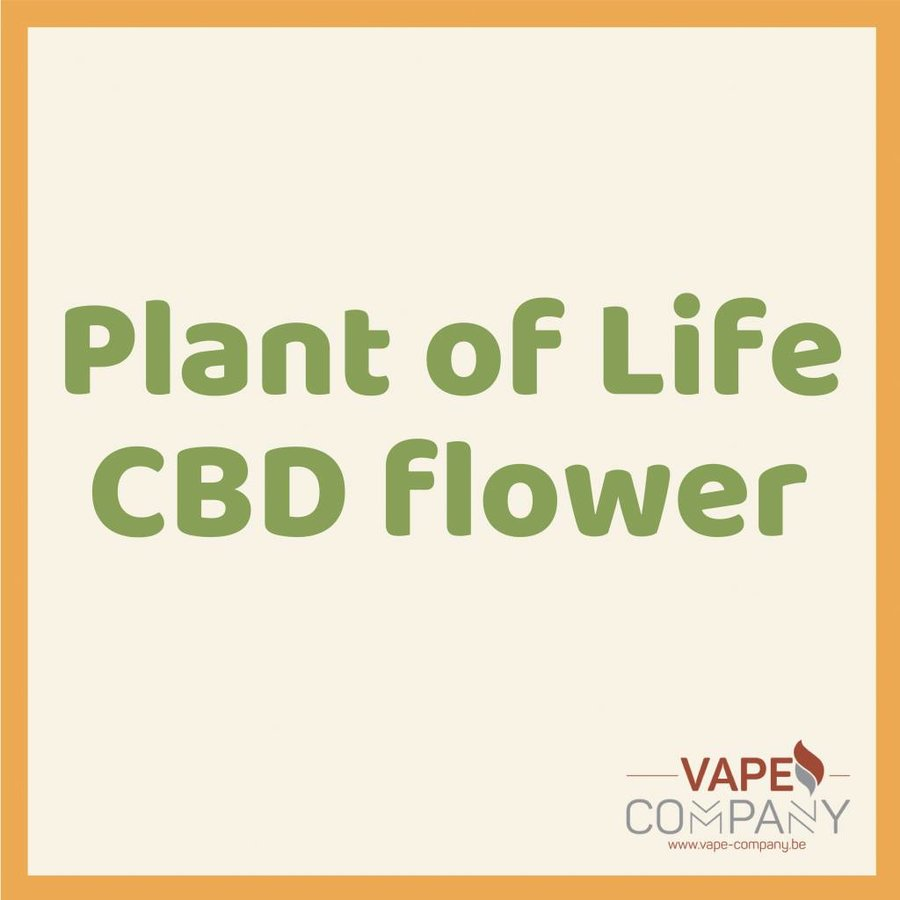 Plant of Life CBD Flower White Widow 3g