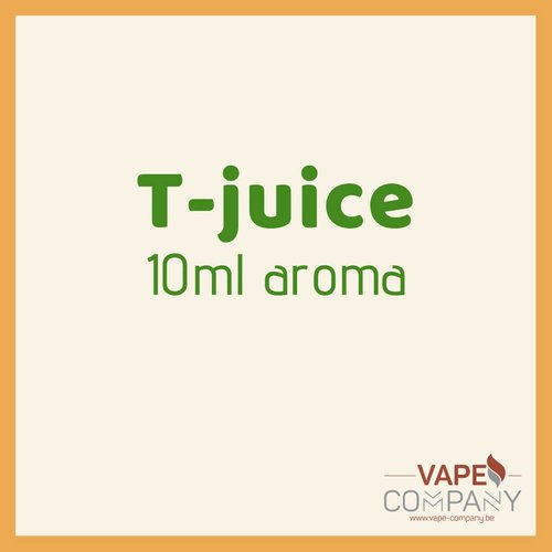 T-juice - Hermano Rubio 10ml