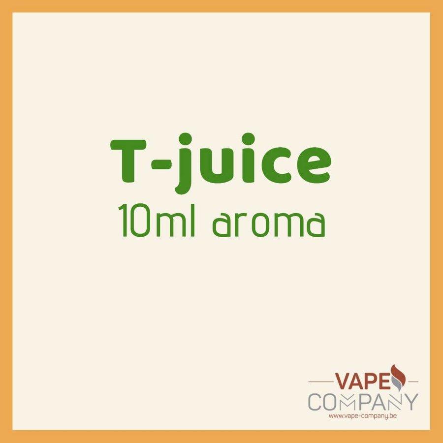 T-juice - Hermano Rubio 10ml