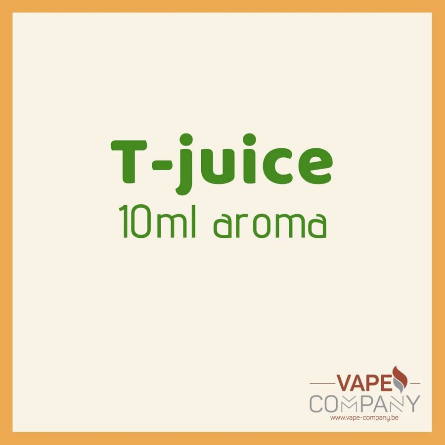T-juice - Minty the Toff 10ml