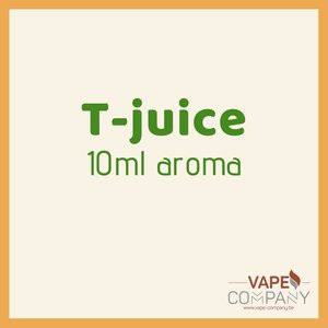 T-juice - USA Silver 10ml