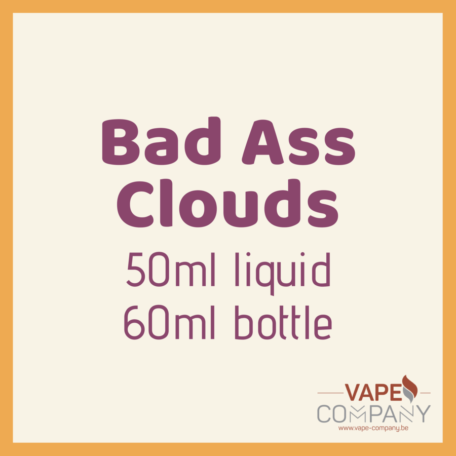 Bad Ass Clouds P*rnberry