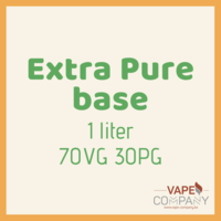 Extra pure 1l 70VG 30PG