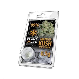 Plan of Life Terpsolator 99% CBD 0.5g Mango Kush
