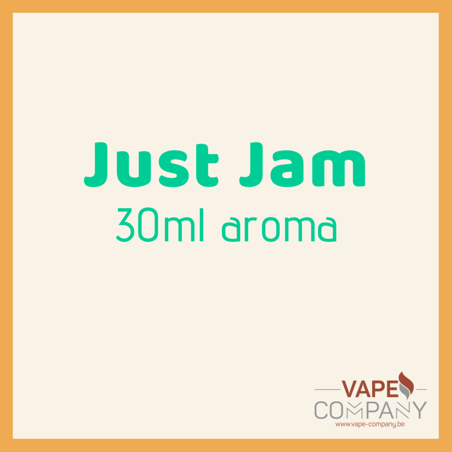 Just Jam 30ml aroma - Sponge Jam