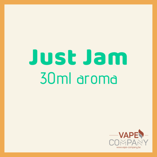 Just Jam 30ml aroma - Sponge Lemon