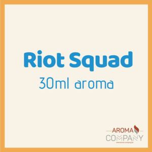 Riot Squad Loaded Lemon Custard