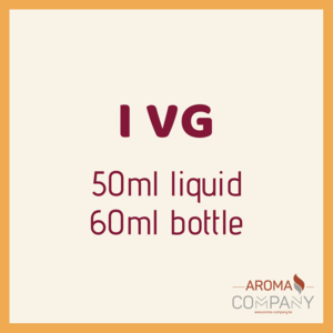 I VG 50ml Blackcurrant