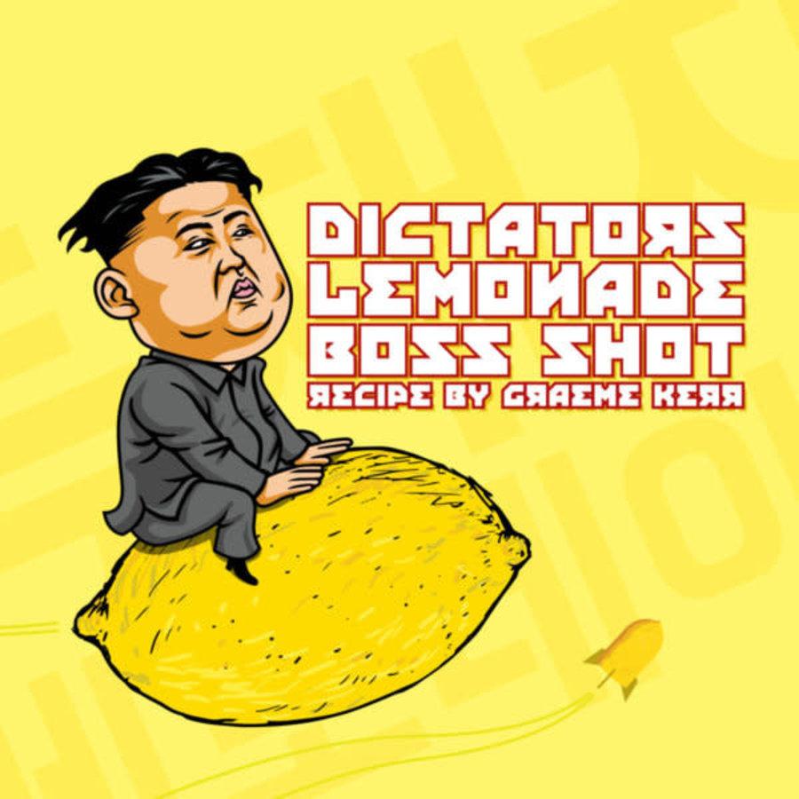 Boss Shots - Dictators Lemonade