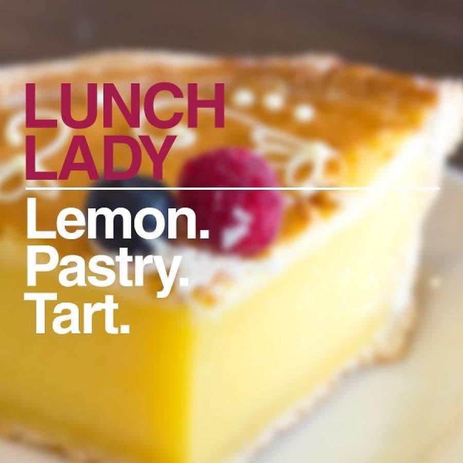 Boss Shots - lunch lady