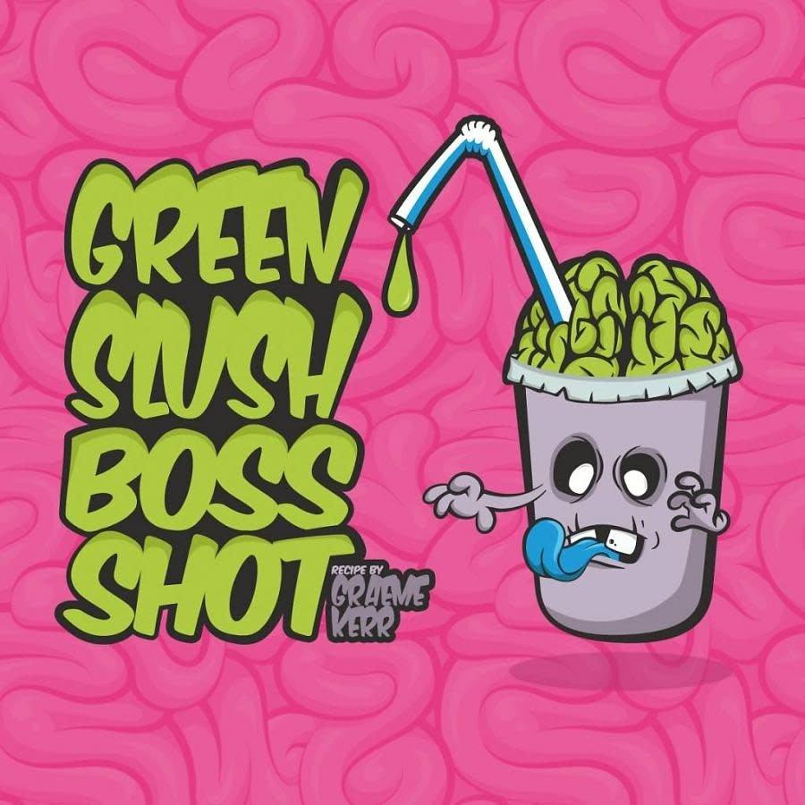 Boss Shots - Green Slush
