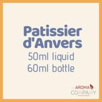 Patissier D'Anvers -  Butterscotch Custard