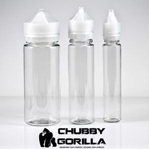Chubby Gorilla Bottle (PET) 30ml/60ml/100ml/120ml/200ml