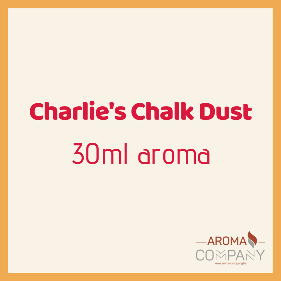 Charlie's Chalk Dust Mr. Meringue-aroma