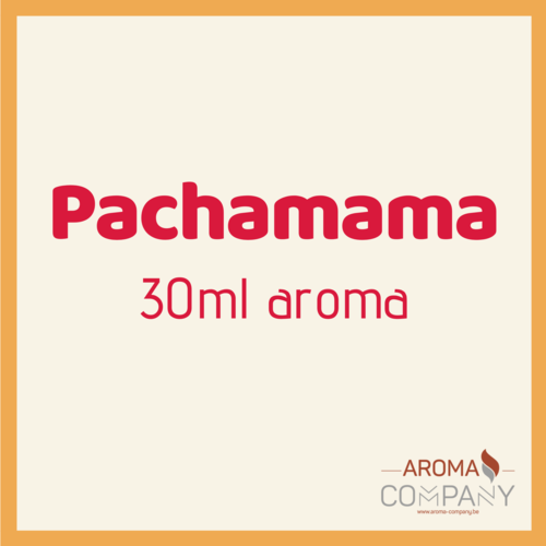 Pachamama - Fuji Apple Strawberry Nectarine aroma