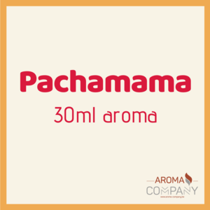 Pachamama -  The Mint Leaf aroma 30ml